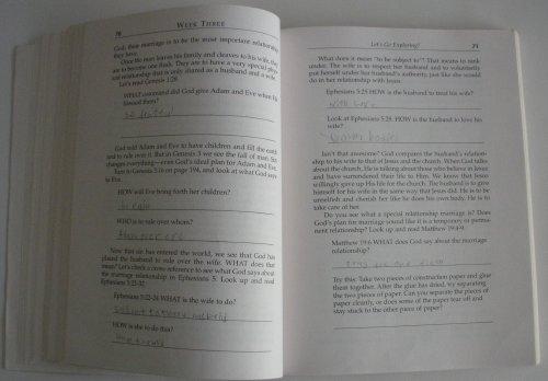 Donnie's Genesis Study