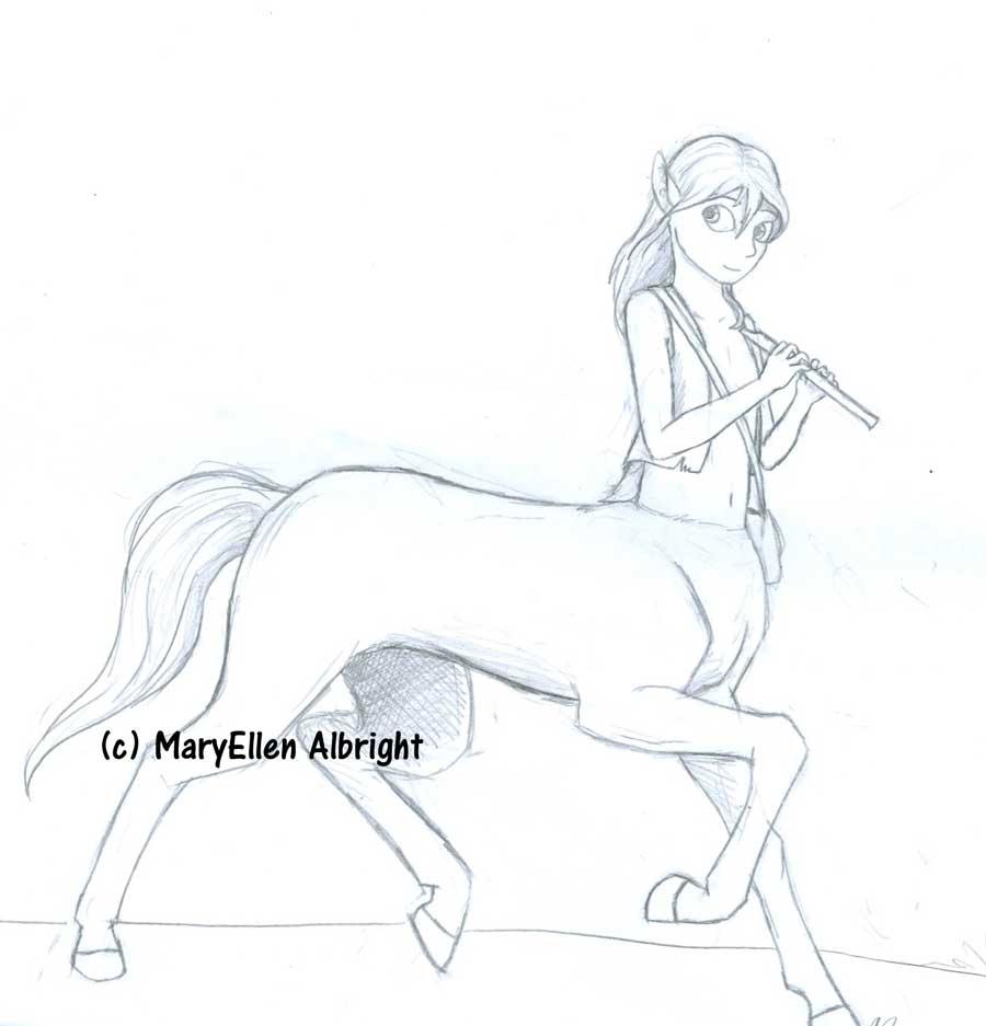 Centaur - MaryEllen