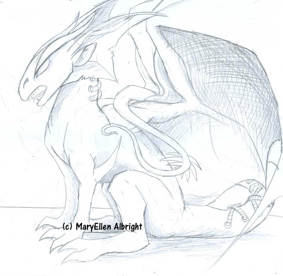 Dragon - MaryEllen