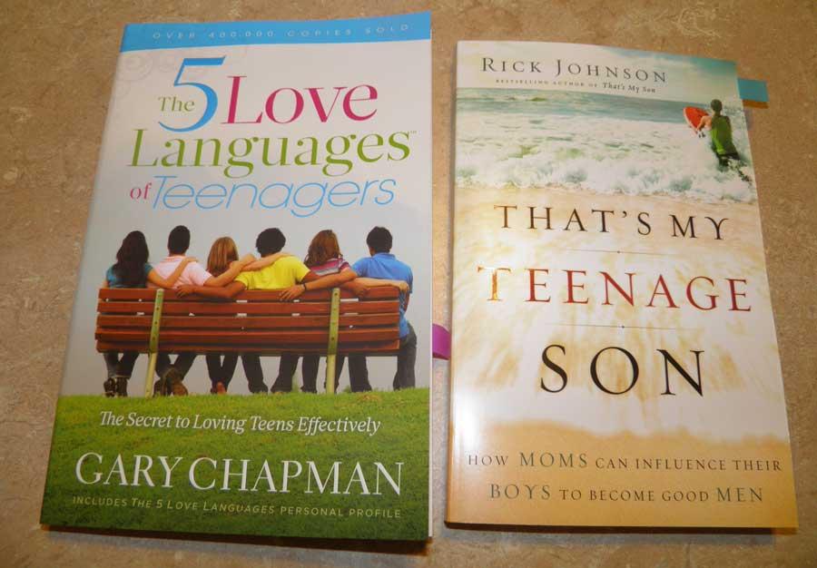 Teenage Books For Mom