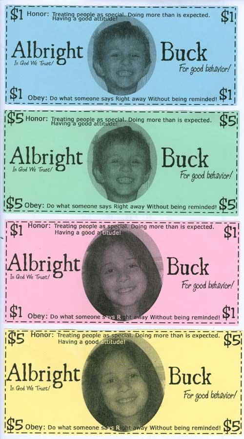 Albright Bucks