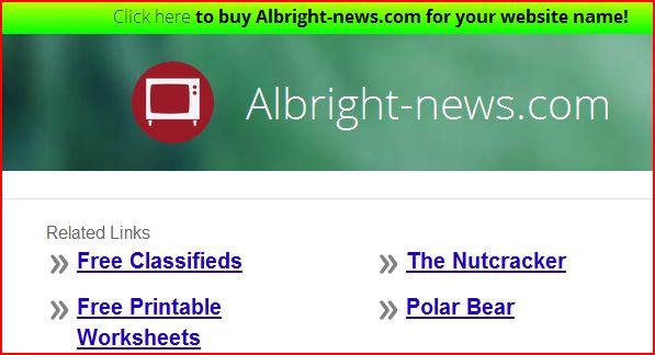 Albright News