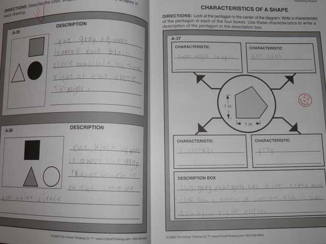 Critical Thinking Building Thinking Skills
