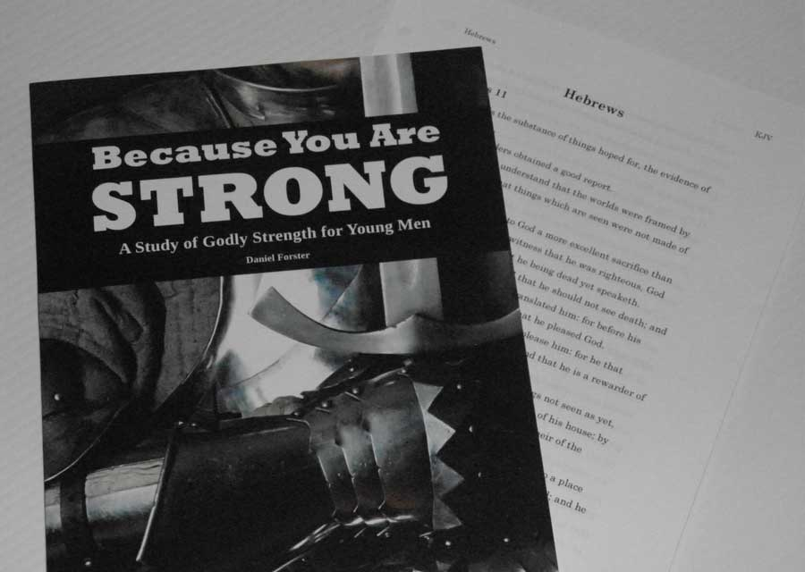 Because You Are Strong Bible Study